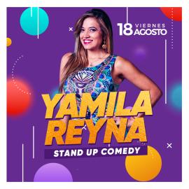 Yamila Reina